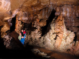 Cave of the MoundsNatural Landmark