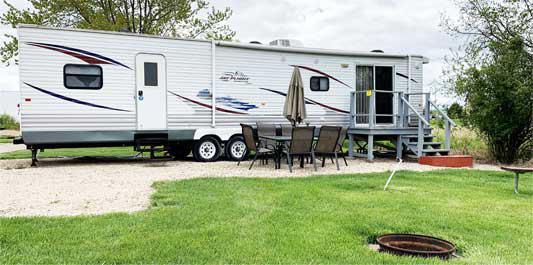 Madison Campground RV Rental
