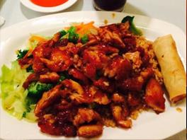 Sizzling Hut Chinese restaurant